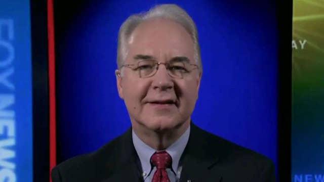 Tom Price breaks down the Senate health care bill