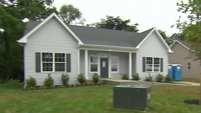 Housing initiative helps wounded warriors transition home