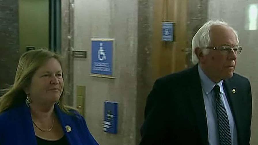 Bernie Sanders' wife faces investigation over loan application