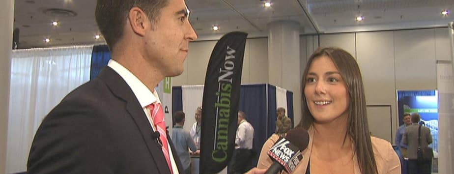 'Watters' World' finds out at New York's cannabis expo