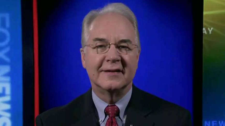 Tom Price breaks down the Senate health care bill