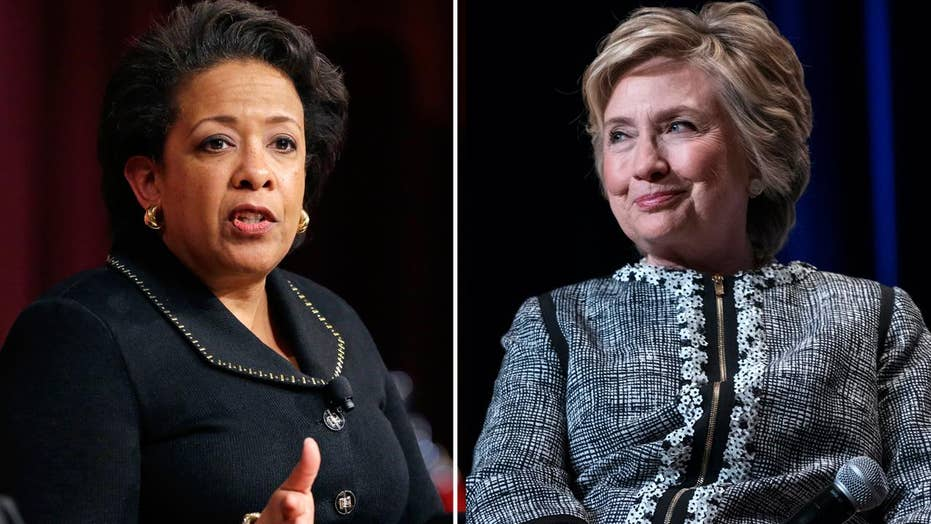 Senate investigates Lynch's actions during Clinton probe