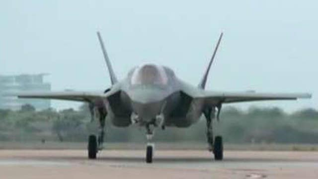 2 US Marines seriously burned working on fighter plane