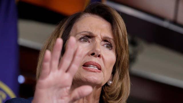 Media target Nancy Pelosi