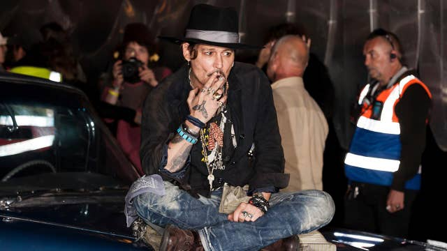After the Buzz: The disgrace of Johnny Depp