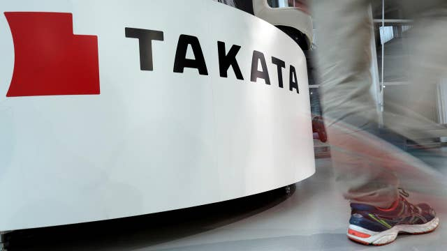 Takata files for bankruptcy after faulty airbag crisis