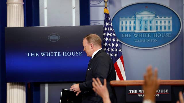 What's lost when the White House holds fewer live briefings?