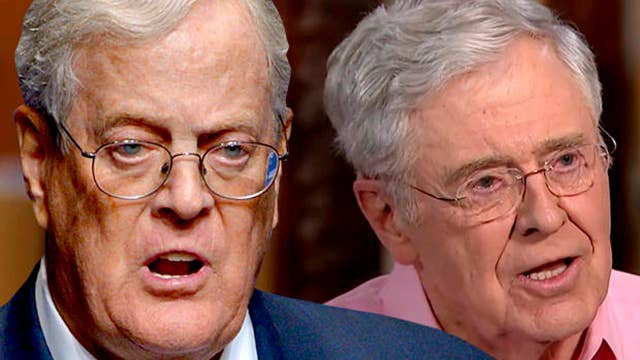 Koch brothers raise concerns with GOP