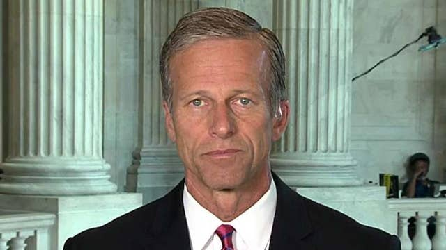 Sen. Thune: Time to vote on GOP health care bill