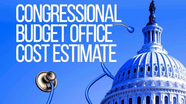 CBO: 22 million more uninsured; $321 billion saved