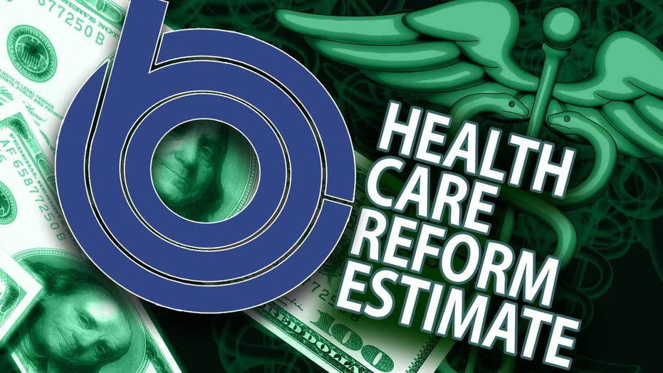 CBO: 22M more uninsured by 2026 with Senate health care bill
