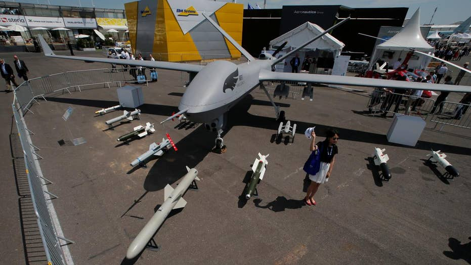 Chinese drone: Why China's new aircraft should concern US