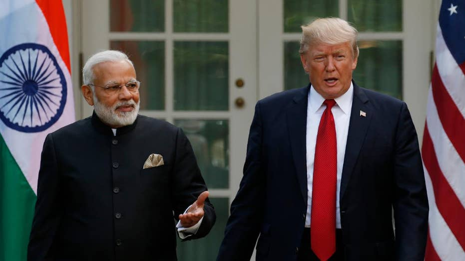 Trump: India has a true friend in the White House