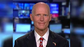 Florida governor discusses the repeal and replace process on 'The Story'