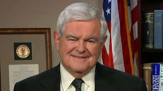 Gingrich: Congress should have Obama testify under oath