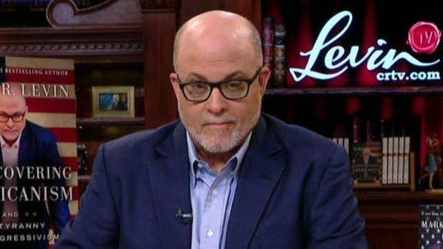 Mark Levin: The collusion is among the Democrats