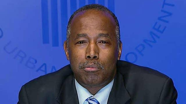 Carson: Gov't should play facilitating role in health care