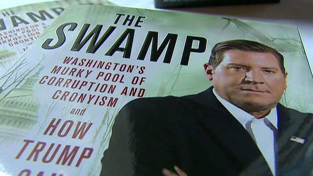 Eric Bolling's new book 'The Swamp' hits shelves