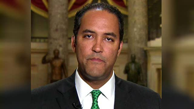 Rep. Will Hurd on Trump's 'tough message' to Syria