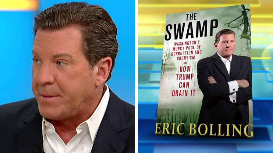 'The Specialists' host talks about his new book 'The Swamp'