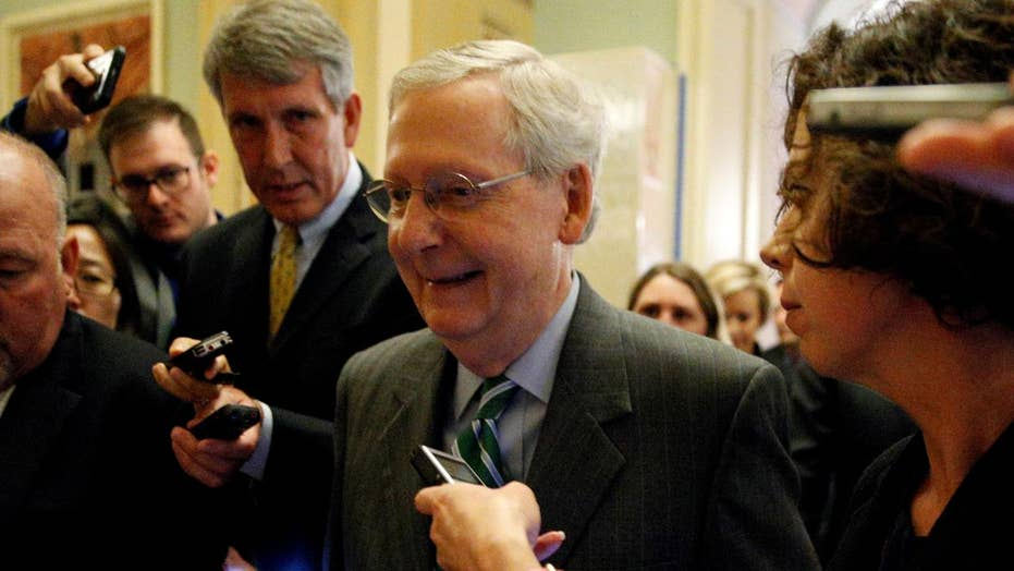 Senate Republicans facing numbers problem on health care