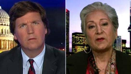 President of Council for Muslims Facing Tomorrow on why she backs his travel ban. Plus, she sounds off on the Muslim hate crime in Milwaukee that wasn't and CAIR's love for 'victim card' #Tucker