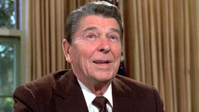 How would Reagan get GOPers on board to healthcare reform?