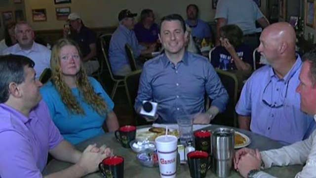 Breakfast with 'Friends': Trump voters talk key issues