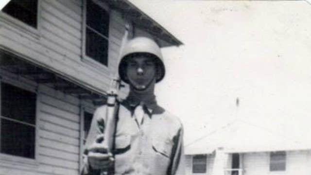 World War II veteran recalls fighting in Battle of the Bulge