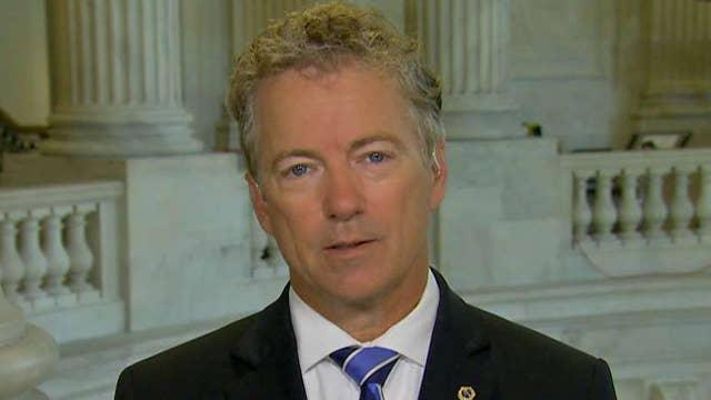 Sen. Paul: Trump open to making health care bill better