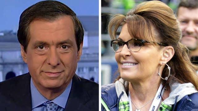 Kurtz: Palin has every right to sue over NYT editorial