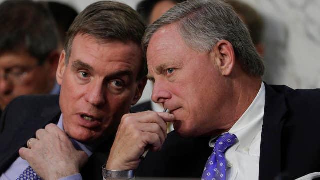 Senate Intelligence Committee holds hearing on Russian probe
