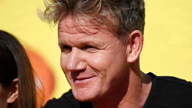 Gordon Ramsay: A fit chef is a focused chef