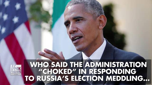 Dems criticize Obama over his Russia response