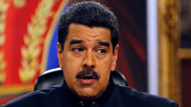 Venezuelan officials: No injuries from helicopter attack