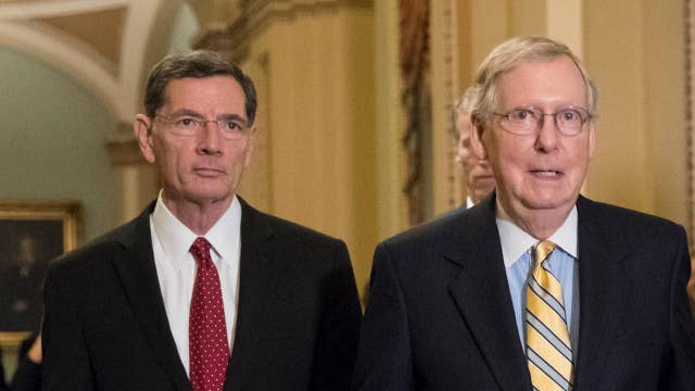 Senate GOPers pressured to reach health care deal by Friday