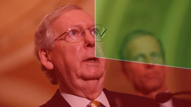 Fox poll: 27 percent favor Senate GOP health care bill