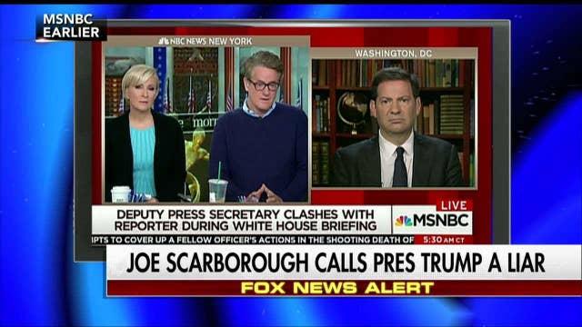 Hannity slams Joe Scarborough