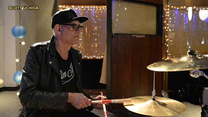 Fox411: Joel's former drummer dispels rumors about rock lifestyle in new documentary 'Hired Gun'