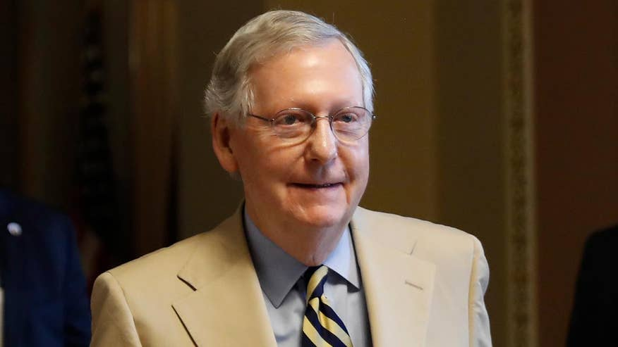 But don't discount the Senate majority leader's ability to regroup Republican senators, says the senior writer for Politico