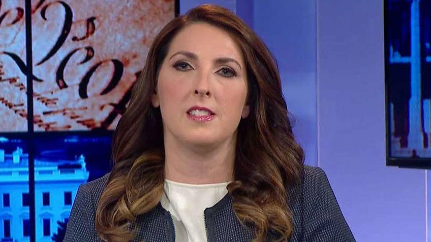 Ronna McDaniel discusses the new push for a deal by Friday