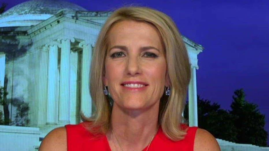 Laura Ingraham: Trump's victory has been a hurdle for CNN