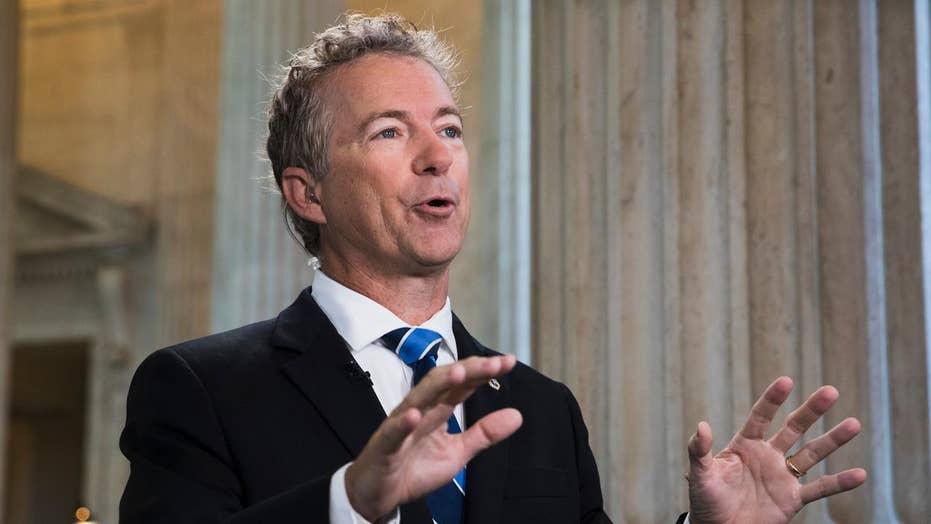 9 Republican senators announce opposition to healthcare bill