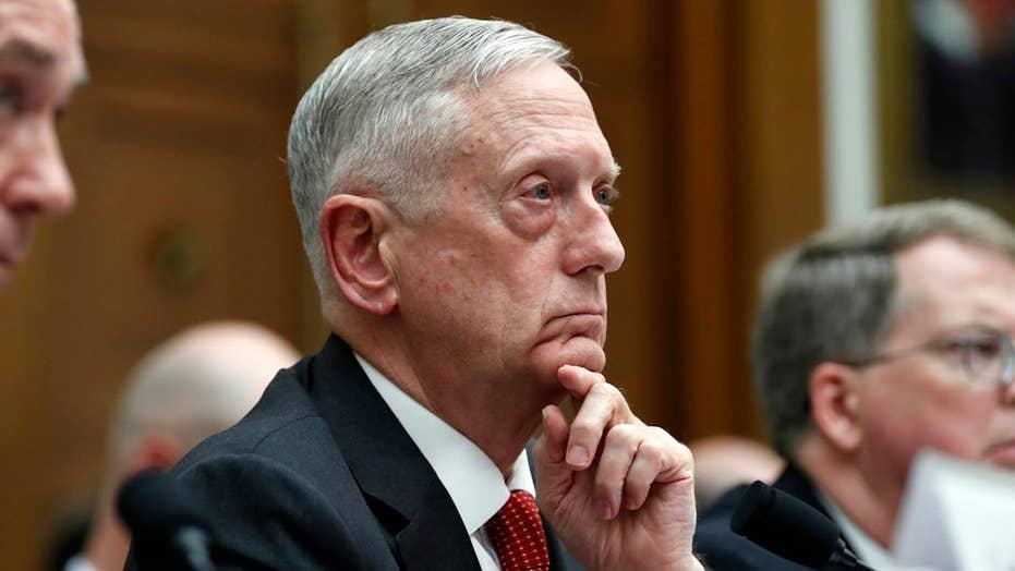 Mattis: Syria is taking Trump's warning seriously