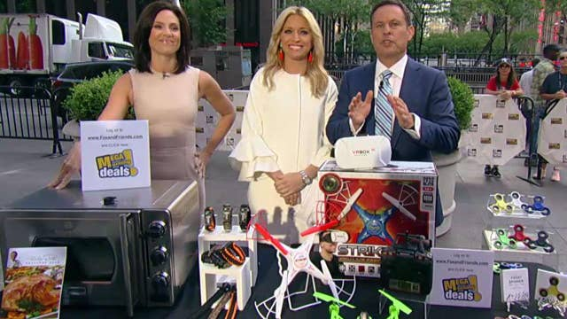Mega Morning Deals for 'Fox & Friends' viewers