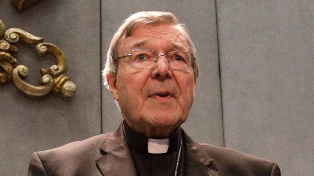 Vatican cardinal faces sexual assault charges