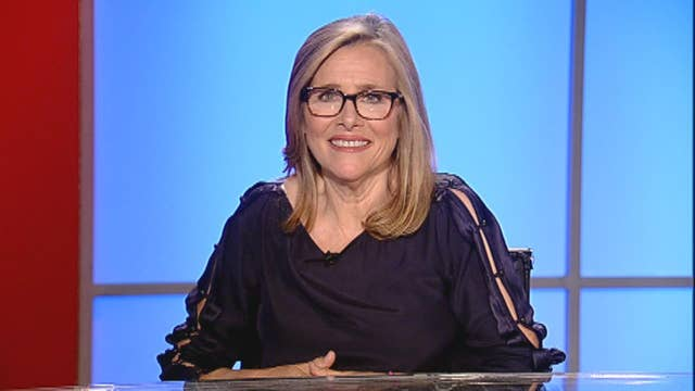 Meredith Vieira speaks out about osteoporosis