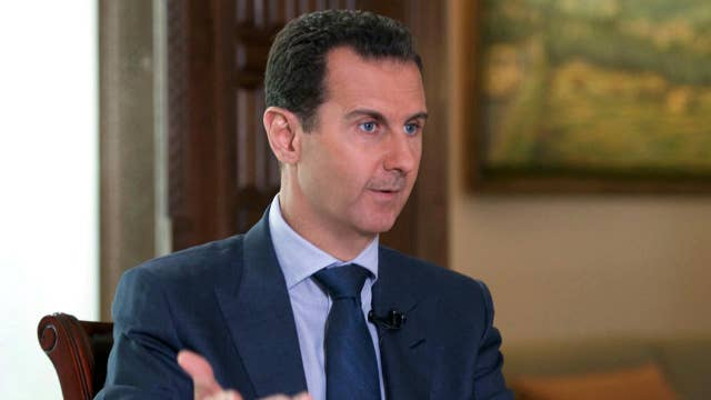 Kazianis: White House smart to call out Assad regime