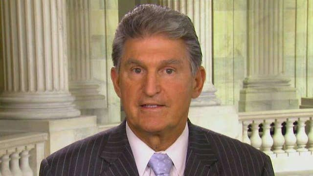 Manchin: ObamaCare repeal a political promise that won't fly