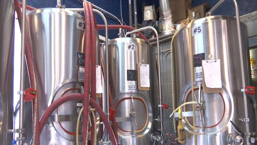 A new law that regulates the biggest craft brewers in Texas has some smaller brewers worried about future growth. But legislators say the law prevents unfair advantages for the big breweries